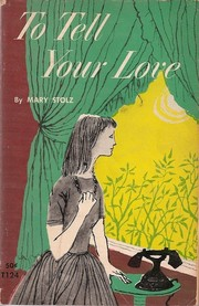 Cover of: To tell your love