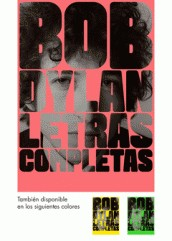 Cover of: Letras completas