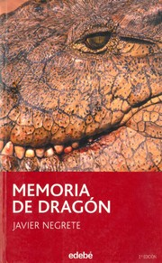 Cover of: Memoria de dragón