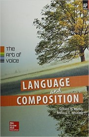 Cover of: Language and Composition: The Art of Voice: AP Edition