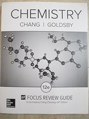 Cover of: Chemistry: AP Focus Review Guide (12th edition)