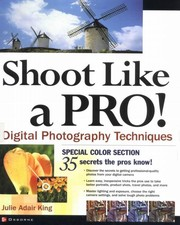 Cover of: Shoot like a Pro!