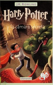 Cover of: Harry Potter y la cámara secreta