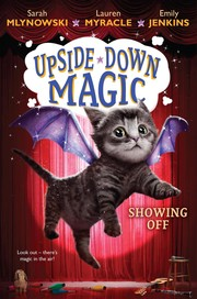 Cover of: Upside Down Magic: Showing Off