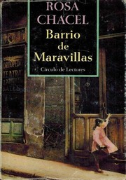 Cover of: Barrio de Maravillas