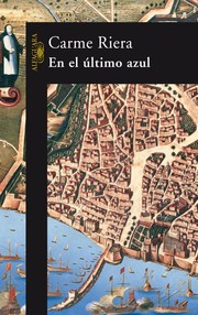 Cover of: En el último azul