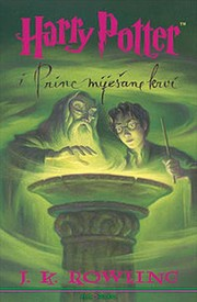 Cover of: Harry Potter i Princ miješane krvi