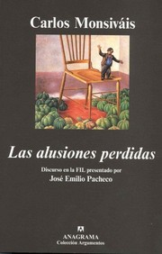 Cover of: Las alusiones perdidas