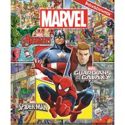 Cover of: Marvel