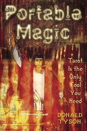 Cover of: Portable Magic: Tarot Is the Only Tool You Need