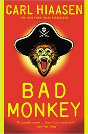 Cover of: Bad monkey