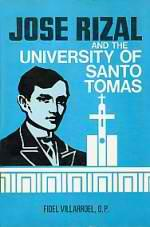 Cover of: José Rizal and the University of Santo Tomas