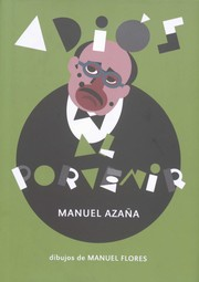 Cover of: Adiós al porvenir