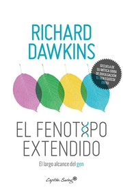 Cover of: El fenotipo extendido