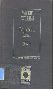 Cover of: La Piedra Lunar