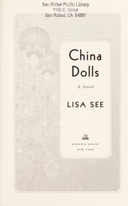 Cover of: China Dolls