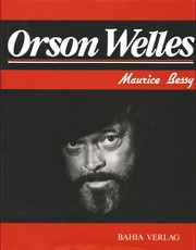 Cover of: Orson Welles