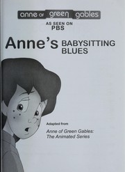 Cover of: Anne's babysitting blues