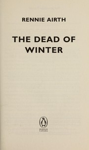 Cover of: The dead of winter