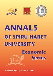 Cover of: Annals of Spiru Haret University. Economic Series