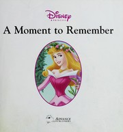 Cover of: A moment to remember