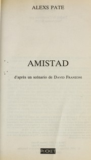 Cover of: Amistad