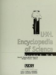 Cover of: U℗ʺX℗ʺL encyclopedia of science