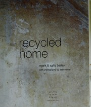 Cover of: Recycled home