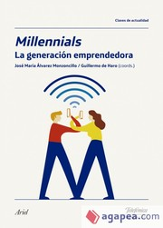 Cover of: Millennials. La generación emprendedora