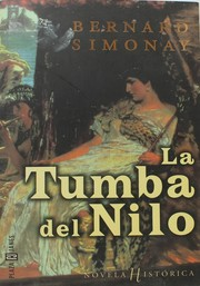 Cover of: La tumba del Nilo