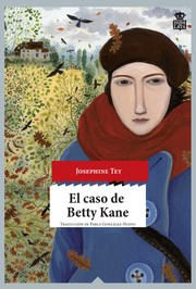 Cover of: El caso de Betty Kane