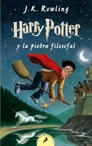 Cover of: Harry Potter y la piedra filosofal