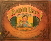 Cover of: Radio Boy