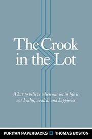 Cover of: The Crook in the Lot