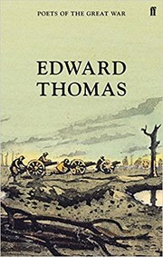 Cover of: Edward Thomas Selected Poems