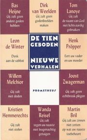 Cover of: De Tien Geboden