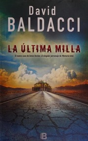 Cover of: La última milla