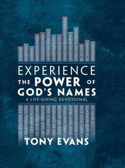 Cover of: Experience the Power of God's Names