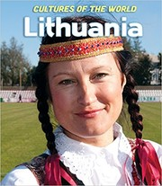 Cover of: Lithuania (Cultures of the World, 3rd ed.)