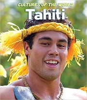 Cover of: Tahiti (Cultures of the World, 3rd ed.)