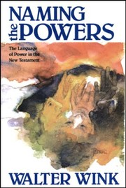 Cover of: Naming the powers