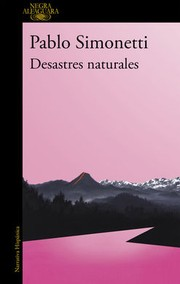 Cover of: Desastres naturales