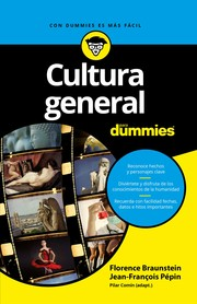 Cover of: Cultura general para dummies