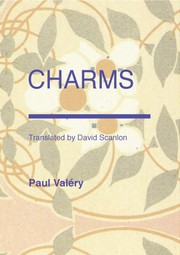 Cover of: Charms: and other pieces