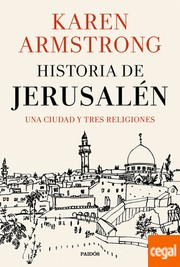 Cover of: Historia de Jerusalén