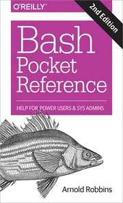 Cover of: Bash pocket reference