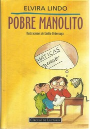 Cover of: Pobre Manolito