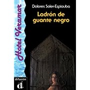 Cover of: Ladrón de guante negro