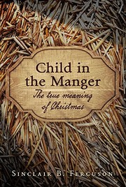 Cover of: Child in the Manger