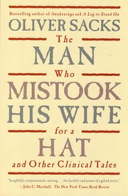 Cover of: The man who mistook his wife for a hat